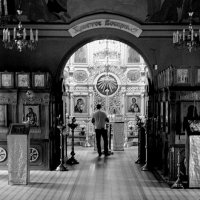 Путь к Богу :: Татьяна Туркина