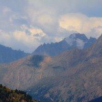 Горы в розово - голубом :: M Marikfoto