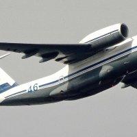 АН-72 Транспортно-грузовой :: Владимир Гилясев