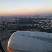 Москва под крылом Боинга :: Andrew