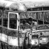 Детский быт и пережитки прошлого :: Анна Брацукова