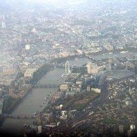 Темза, вид сверху :: Olga