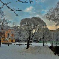 У милого мостика... :: Sergey Gordoff