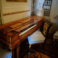 Музейный интерьер с пианино. (г. Павловск). :: Светлана Калмыкова