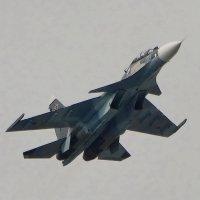 Су-35 Истребитель :: Владимир Гилясев