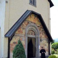 Жизнь в монастыре :: Ольга