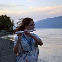 Девушка с флейтой :: Анастасия Михалева