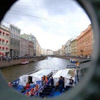 Перспективы водных путей :: Андрей Михайлин