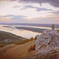 Вечерний вид со Стрельной горы :: Олег Архипов