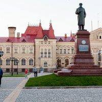 Красная площадь Рыбинск :: Горелов Дмитрий