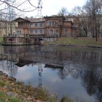 Лопухинский сад :: Odissey