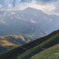 На перевал... :: Александр Криулин