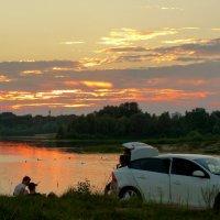 лето на реке 5 :: Александр Прокудин