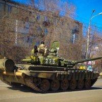 Т72 Парадный :: Дмитрий Шумаков