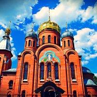 Церковь :: Вадим Басов
