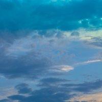 Небо над Камышином 2 :: Пётр Сухов