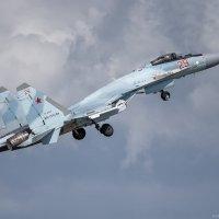 Су-35С, многофункциональный сверхманевренный истребитель с управляемым вектором тяги :: Павел Myth Буканов