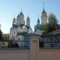 Александро-Невский храм и его подворье :: Tarka
