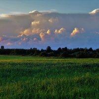 Волшебные облака на селом Кузьминское... :: Sergey Gordoff