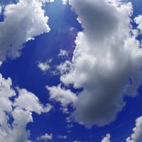 Облака над головой :: Николай Смольников