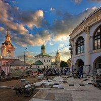 Перемены. :: Александр Бабаев