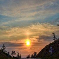 Закат на перевале :: Ксения ПЕН