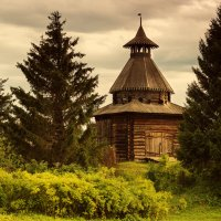 Сторожевая башня :: Сергей Рогозин