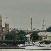 Невское утро :: Владимир Гилясев