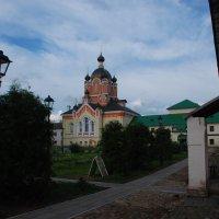 Успенский собор тихвинского монастыря :: Сергей Дорохов