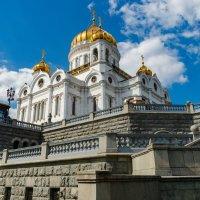 Храм Христа Спасителя :: Юрий Бичеров