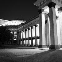 Новосибирский театр :: Василий Εвдокимов