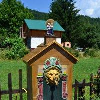 Колонка в горах :: Ольга