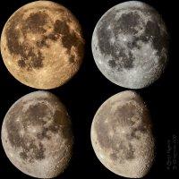 Луна стареет, вид из форточки :: StudioRAK Ragozin Alexey