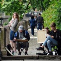 Юные художники :: Наталия Короткова