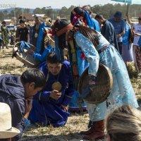 когда шаман в трансе :: василиса косовская