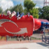 То вверху, то внизу...Всё, как в жизни)) Аж дух захватывает! :: Светлана Тремасова