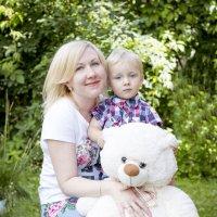 мама и сыночек :: Елизавета Ск