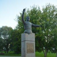 Памятник композитору А.В.Александрову :: Александр Буянов
