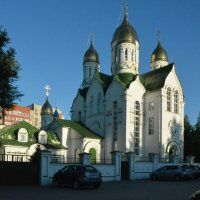 Александро-Невский храм :: Александр Буянов