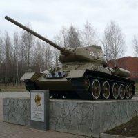 Т- 34 :: Павел WoodHobby