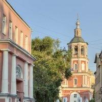 Москва. Барашёвский переулок. :: В и т а л и й .... Л а б з о'в