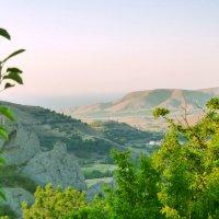 Вид на горы Коктебеля :: Анастасия Белякова