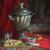 Время пить чай :: Ирина Лепнёва