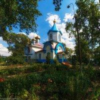 Церквушка в Вязовом :: Валерий Горбунов