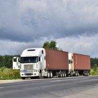 Freightliner Argosy :: Денис Змеев