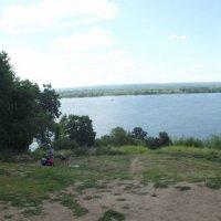 Пейзаж загородного парка :: Дмитрий Шумаков