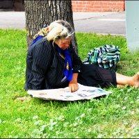 Самая читающая нация... :: Юрий Яньков