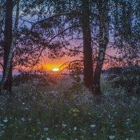 Закатная :: Лариса Березуцкая