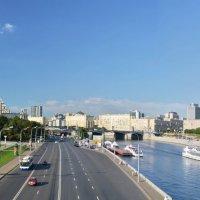 Москва. :: Oleg4618 Шутченко