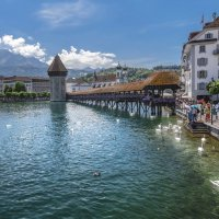 Люцерна - Швейцария :: Tatiana Poliakova